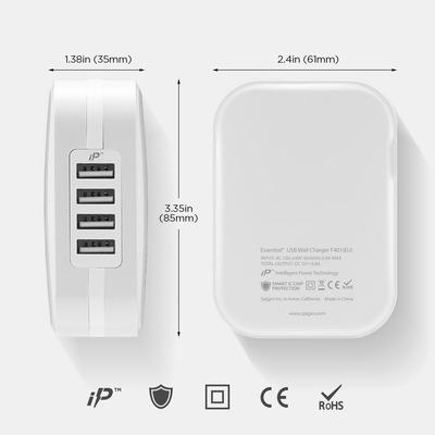 Spigen 000AD23963 opladers voor mobiele apparatuur