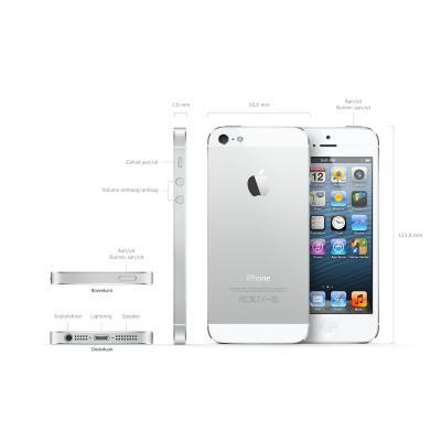 Apple MD300-ZG smartphone