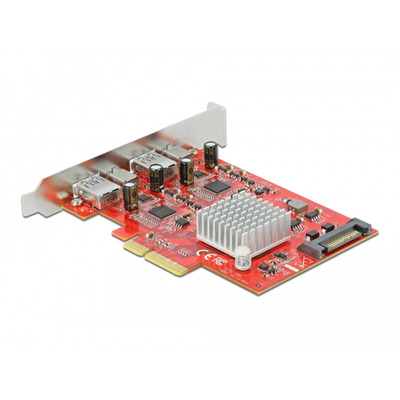 DeLOCK 89041 interfacekaarten/-adapters