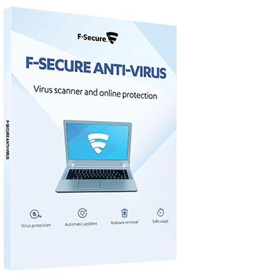 F-SECURE FCAPBR2N003A7 antivirus- & beveiligingssoftware