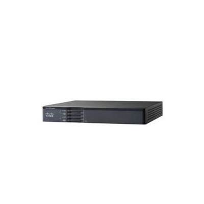 Cisco C866VAE-W-E-K9 wireless router