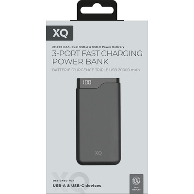 Xqisit 37830 powerbanks
