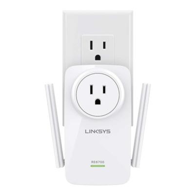 Linksys RE6700-EG powerline adapters