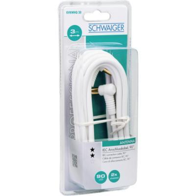 Schwaiger KVKWHQ15532 coax kabel