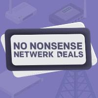 No Nonsense Netwerk Deals: véél korting op routers, switches en méér