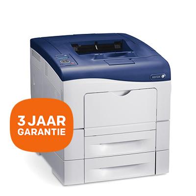 Xerox Phaser 6600N printer + 3 jaar GRATIS garantie