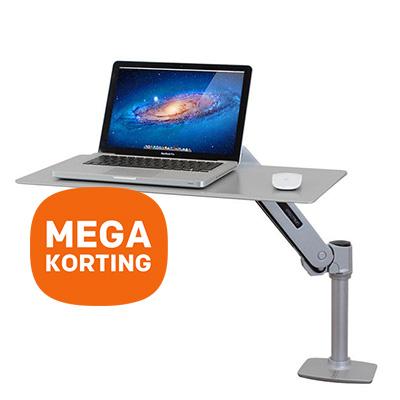 WorkFit-P Zit-Staan werkplek – MEGA korting