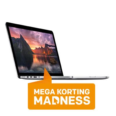 "Apple MacBook Pro 13"" – MEGA Madness korting"