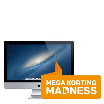 "Apple iMac 27"" met MEGA Madness korting"