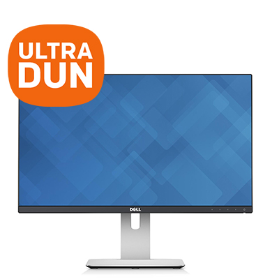 Voordelige Dell UltraSharp 24'' monitor