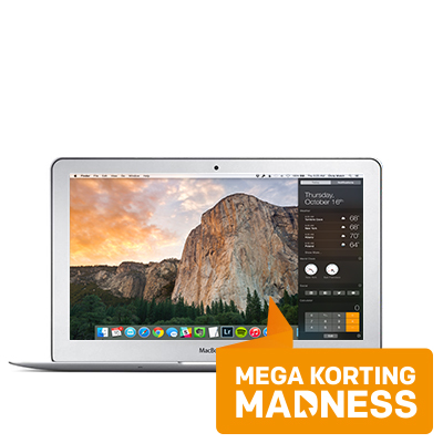 Apple MacBook Air CTO 256GB - MEGA Madness korting