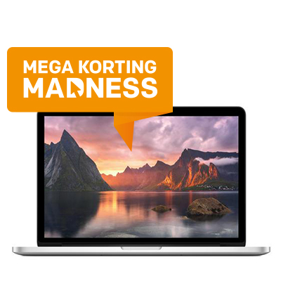 "Apple MacBook Pro 13"" - MEGA Madness korting"