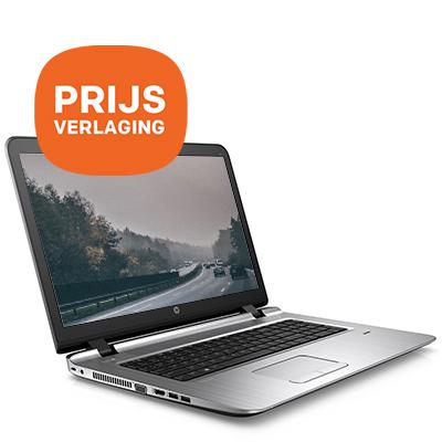 Prijsverlaging HP ProBook 470 G3