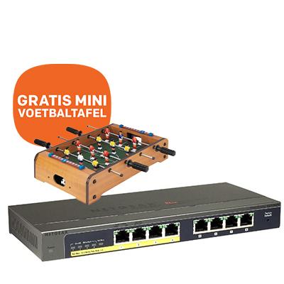 NETGEAR 8-Port ProSafe Gigabit switch