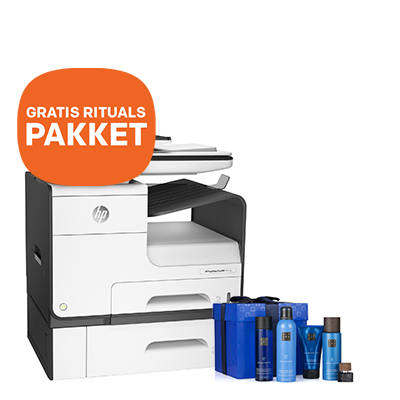 HP PageWide Pro multifunctional + GRATIS Rituals pakket