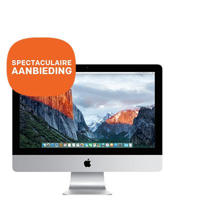 Apple iMac 21.5'' met korting