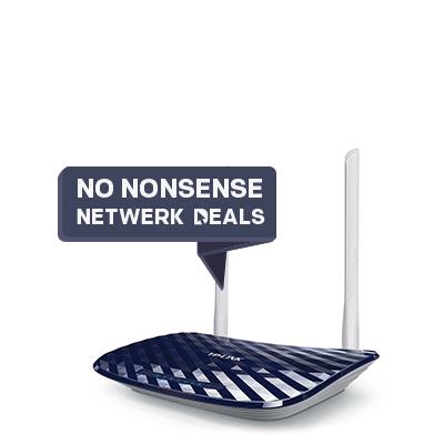 TP-Link draadloze dual-band router met korting
