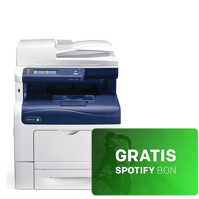 Xerox WorkCentre multifunctional printer - GRATIS Spotify bon
