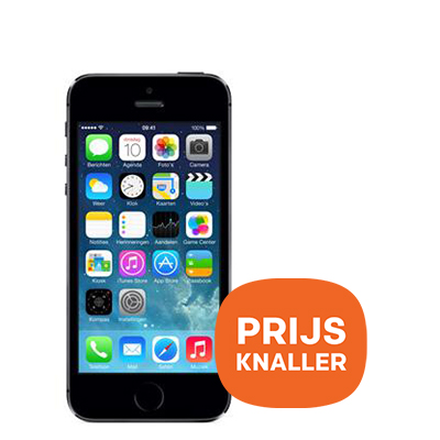 Apple iPhone 5S 16GB | Refurbished - Prijsknaller