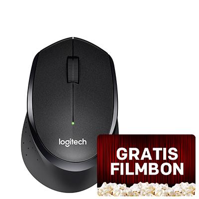 Logitech B330 Silent muis + gratis filmbon