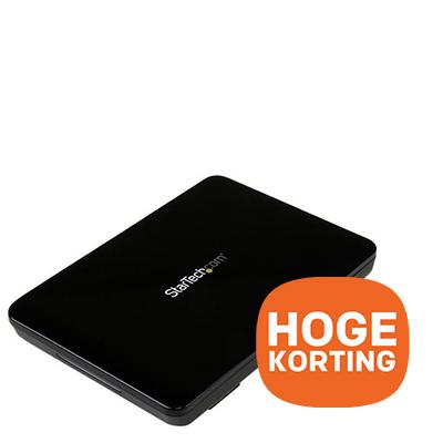 StarTech schijfbehuizing USB-C - hoge korting