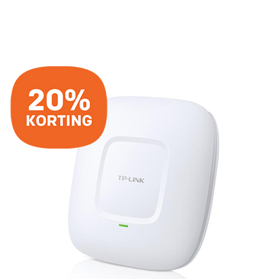 TP-Link draadloze Dual Band Gigabit access point - prijstopper