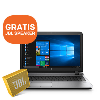 HP ProBook 450 G3 15.6'' laptop - Lente Deals
