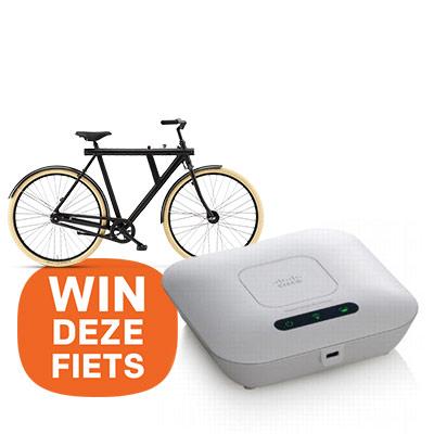 Cisco WAP121 access point - Win een fiets