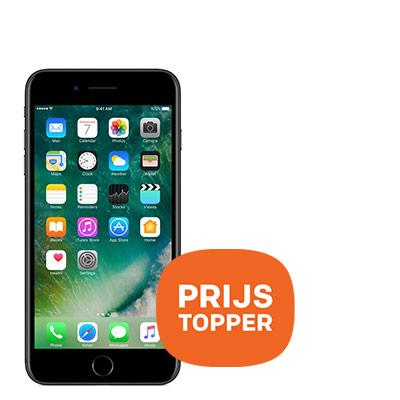 Apple iPhone 7 Plus 32GB Black - prijstopper