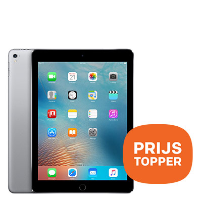 Apple iPad wi-fi Space Gray - prijs topper
