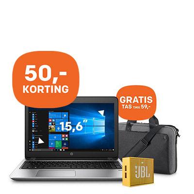"HP ProBook 450 G4 15.6"" kortingscode: 7FRC-92IS-AAVY-3AL5"