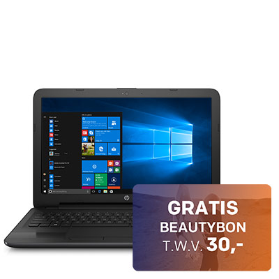 HP 250 G5 i5 256GB + beautybon t.w.v. 30,-