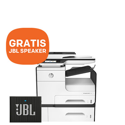 HP PageWide Pro 477dwt + GRATIS JBL speaker