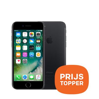 Apple iPhone 7 32GB Black - prijs topper