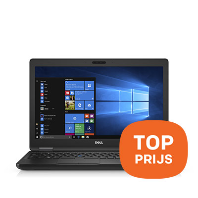 Dell EMC Latitude 5580 laptop - prijsverlaging