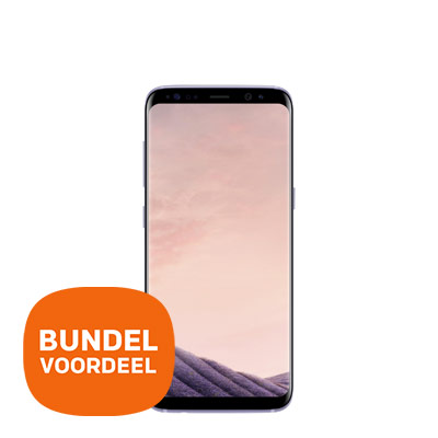Samsung Galaxy S8 + GRATIS Wireless Charger & 64GB Micro SD-kaart