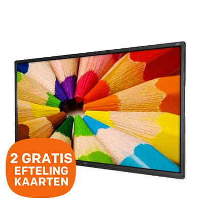 """IBoardTouch 4K UHD public touch display 65"""" V+ Lite"""