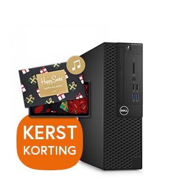 Dell OptiPlex 3050 i5 8GB 256GB - kerst korting