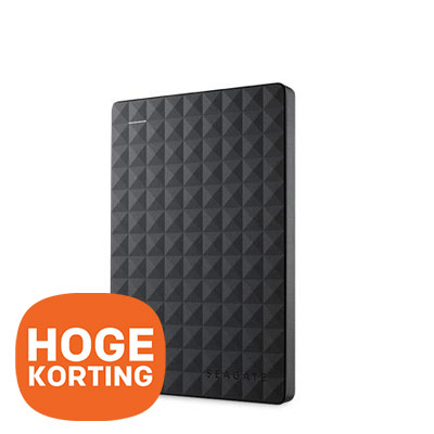 Seagate externe harde schijf 1.5TB - hoge korting
