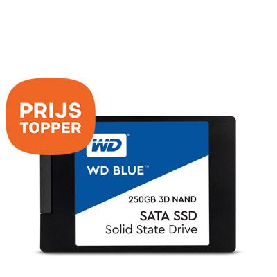 Western Digital Blue SSD 250GB - prijstopper