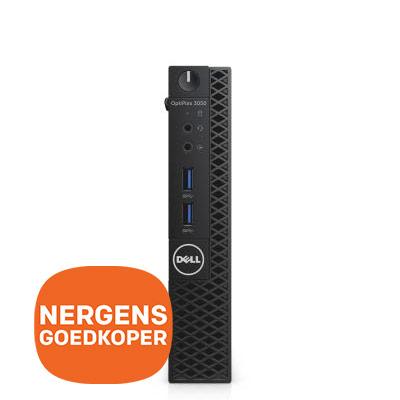 Dell OptiPlex 3050 i3 4GB 128GB - nergens goedkoper