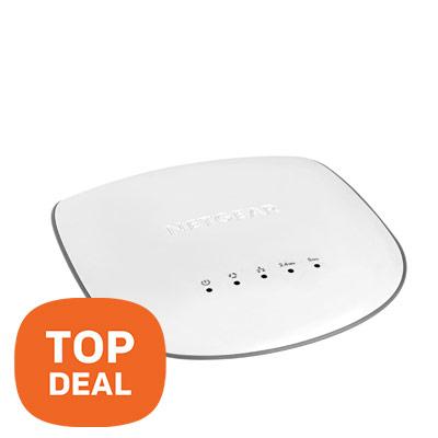 NETGEAR draadloos access point WAC505 - top deal