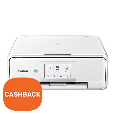 Dagaanbieding - Canon PIXMA multifunctional TS8151 printer - cashback dagelijkse koopjes