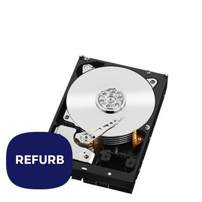 Western Digital 2TB interne harde schijf - refurbished