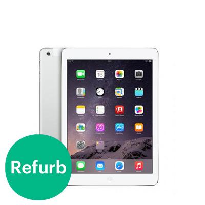 Apple iPad Air 2 Wi-Fi Cellular 16GB Silver - Refurbished