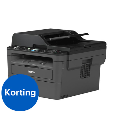 Brother wireless all-in-one Laserprinter MFC-L2710DW