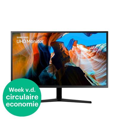 Samsung 4K UHD monitor U32J590 Refurbished