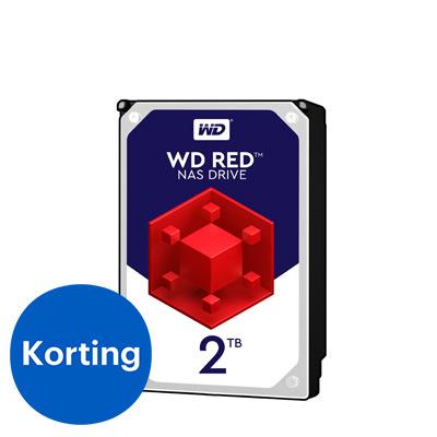 Western Digital Red 2TB NAS HDD