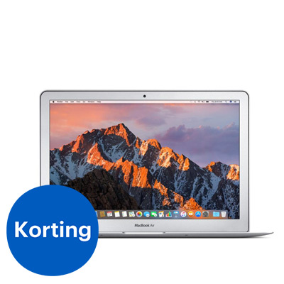 Apple MacBook Air 13'' (2017) - i5 - 128GB