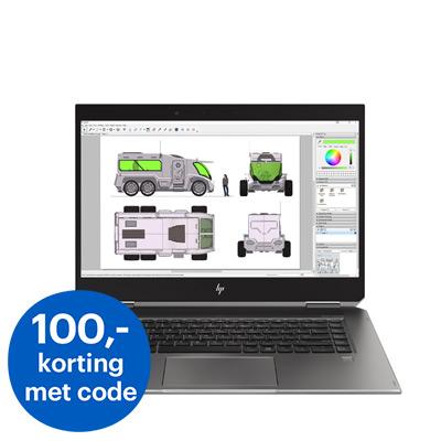 HP ZBook Studio x360 G5 convertible laptop